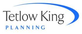 Tetlow King Planning