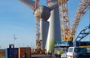 Enercon E-126 7.5MW wind turbine