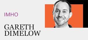 Gareth Dimelow: IMHO