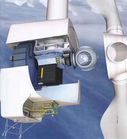 GE's 4MW offshore turbine
