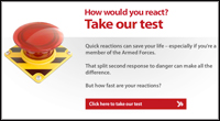 Reflex test