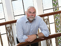 Alan Lewis, chief executive, Liverpool Charity and Voluntary Services
