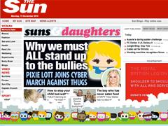 Beatbullying's Big March