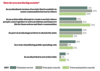 Big society survey results 2