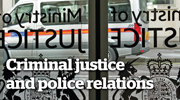 Criminal justice and police relations
