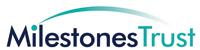 Milestones Trust's new logo
