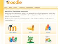 Moodle platform