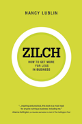 Zilch, by Nancy Lublin