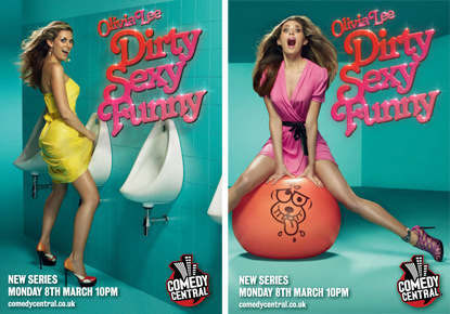 Comedy Central launches campaign to support Dirty Sexy Funny