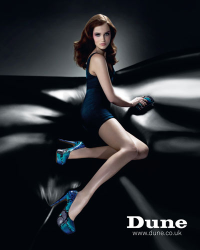 Dune launches first UK print campaign