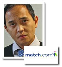 Mikhail Basman, online marketing director, Match.com