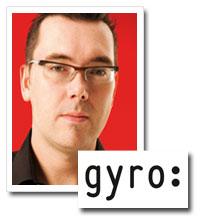 Peter Davis, executive creative director, Gyro