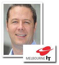 Stuart Durham, sales director EMEA, Melbourne IT