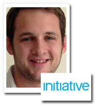 Chris Whitnall, press manager, Initiative