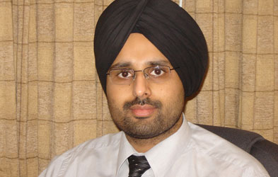 Dr Kamal Sidhu examined the practice's accounts before accepting the job