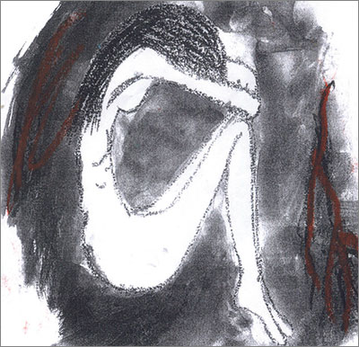 Patient drawings may reveal their views, such as anorexia as shelter