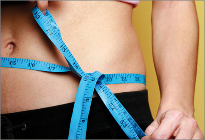 Anorexia is difficult to manage (photograph: istock)