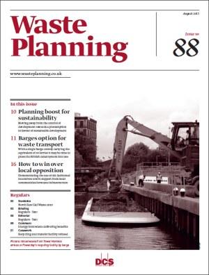 Waste Planning August 2011