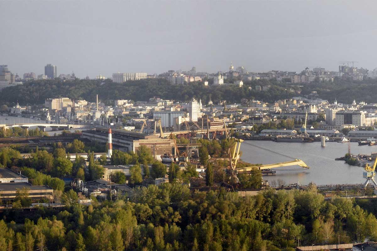 Kiev (pic: Artemka/Wikimedia)