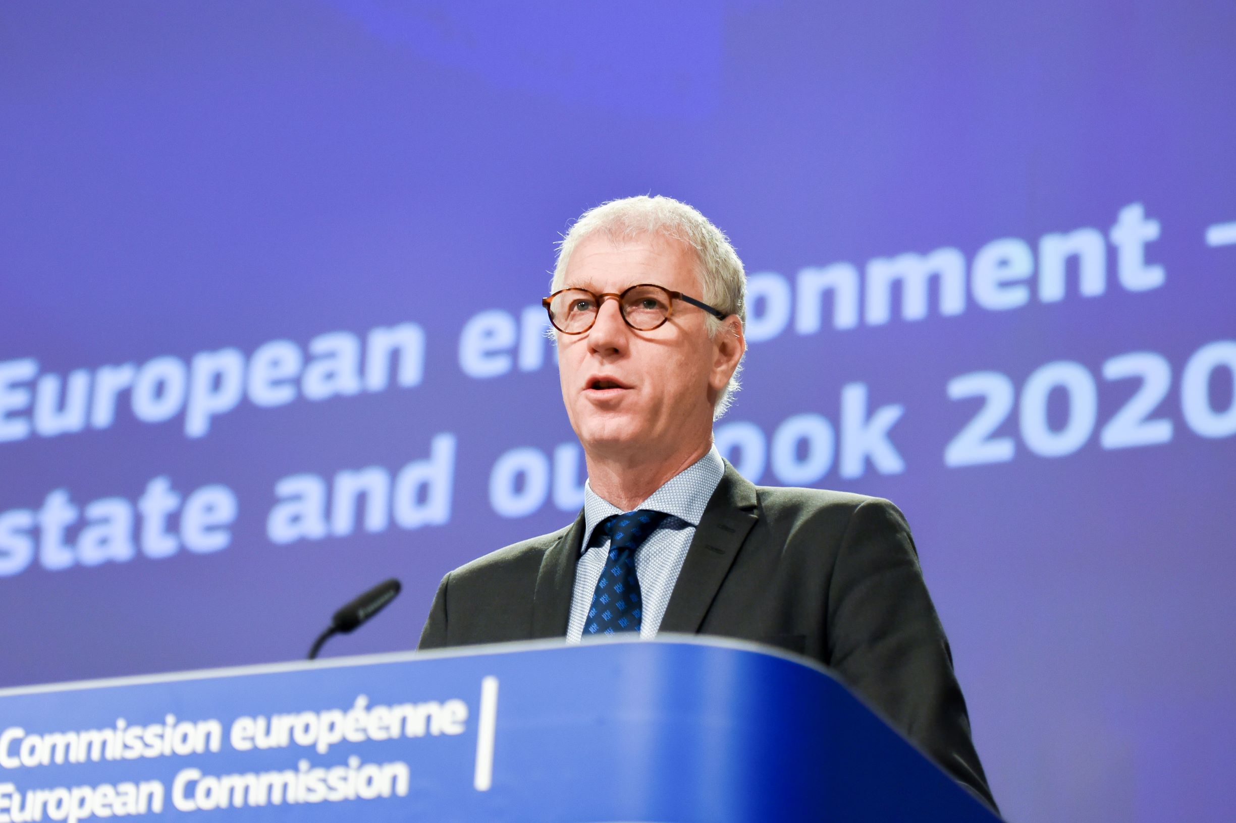 Interview: EEA head Hans Bruyninckx on the European Green Deal, the EU budget and eco-friendly 'creative destruction'