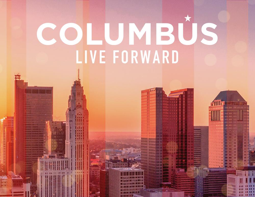 Columbus Live Forward campaign