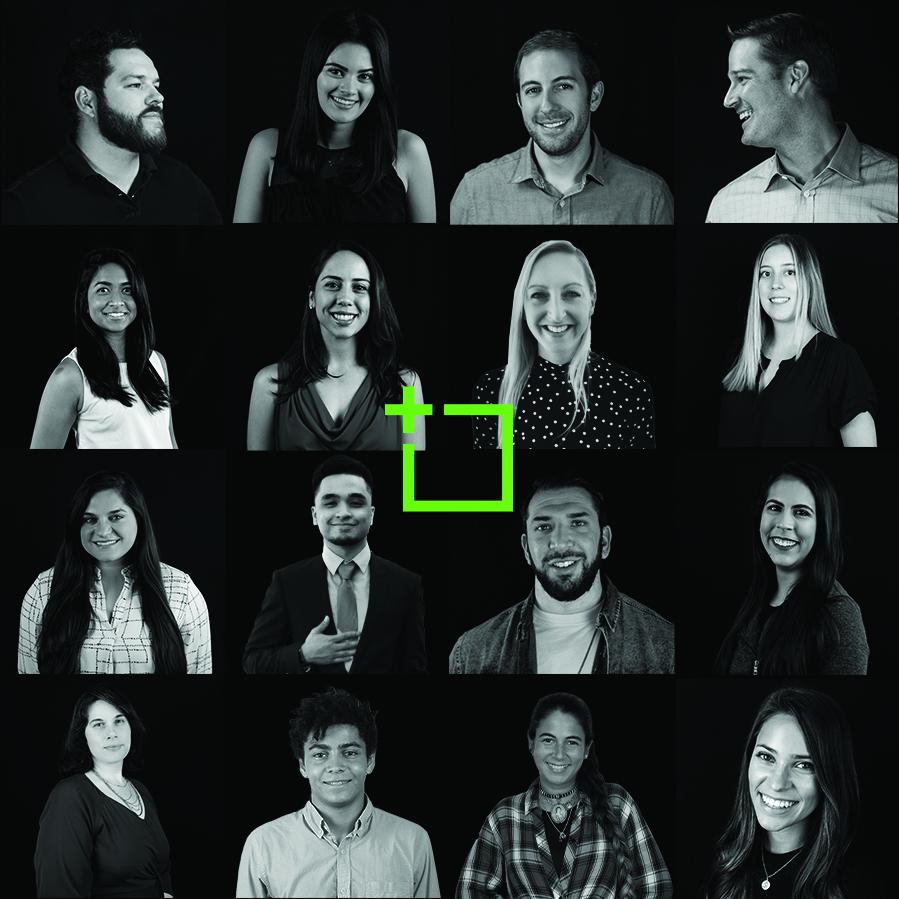 Green Room team photo