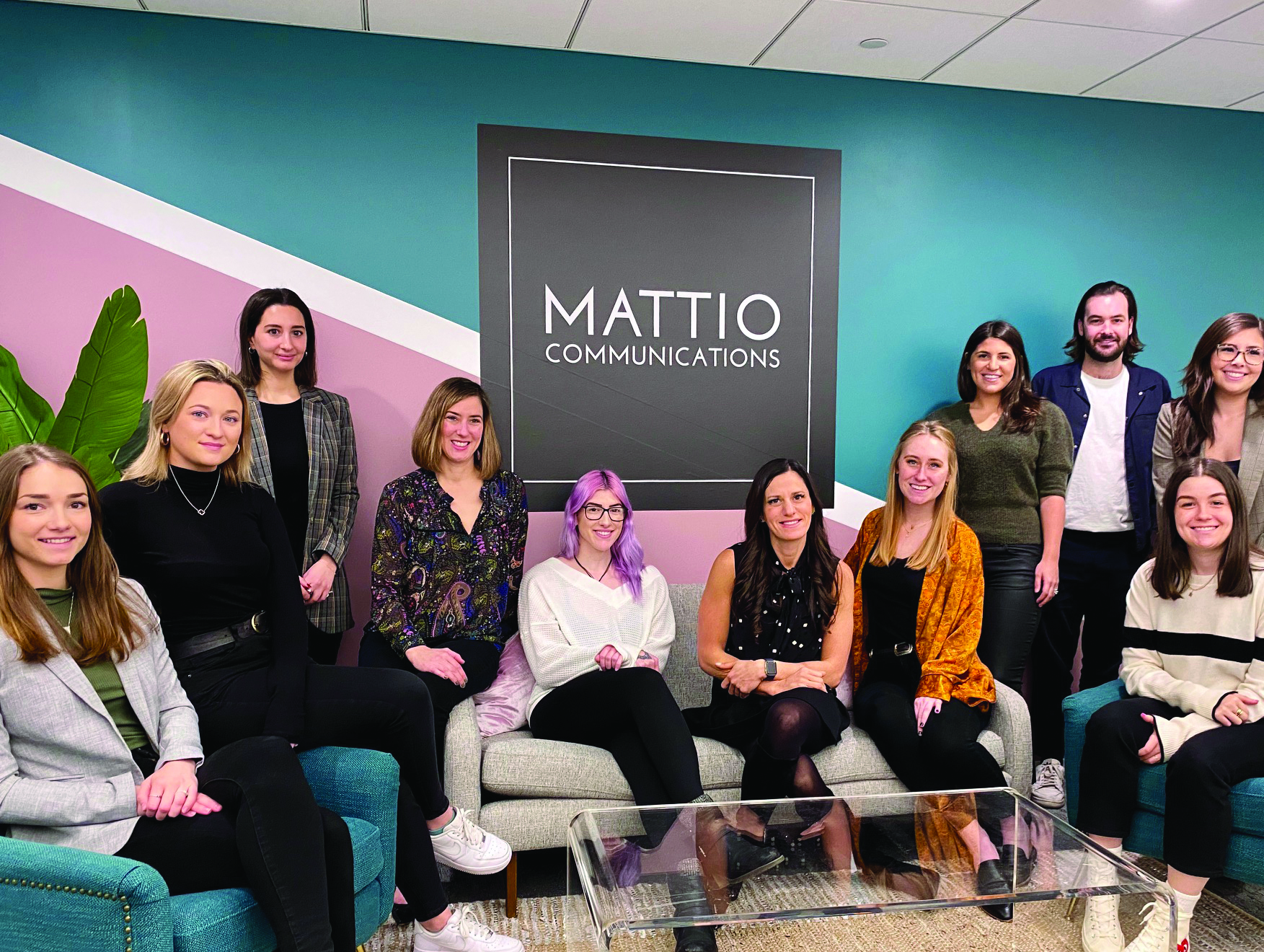 Mattio Communications team photo