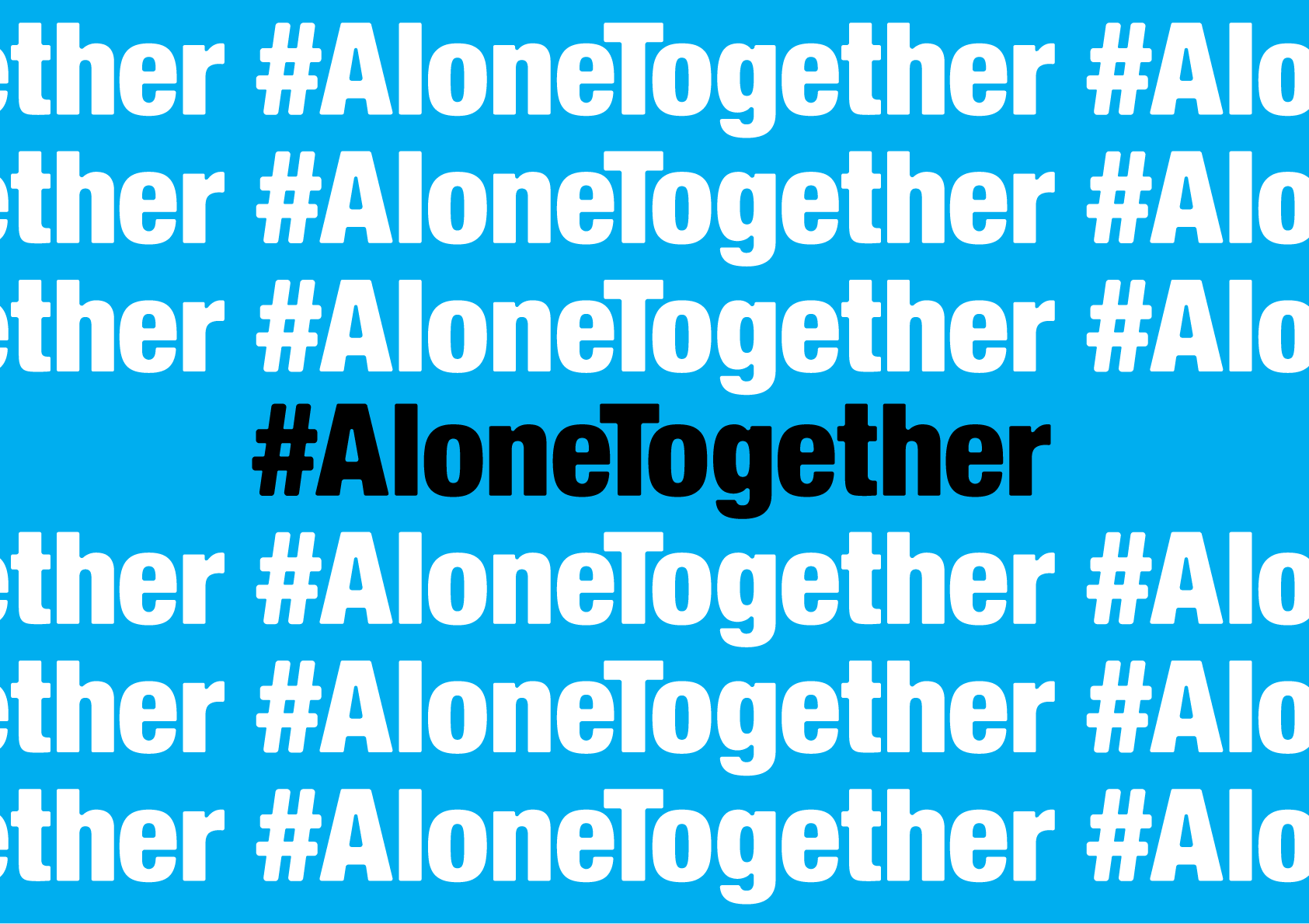 MTV Alone Together Campaign