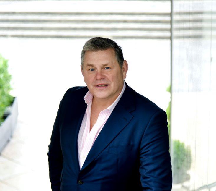 Patrick Barrow, managing director, Reputation Communications