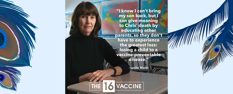 The 16 Vaccine Educational Initiative campaign