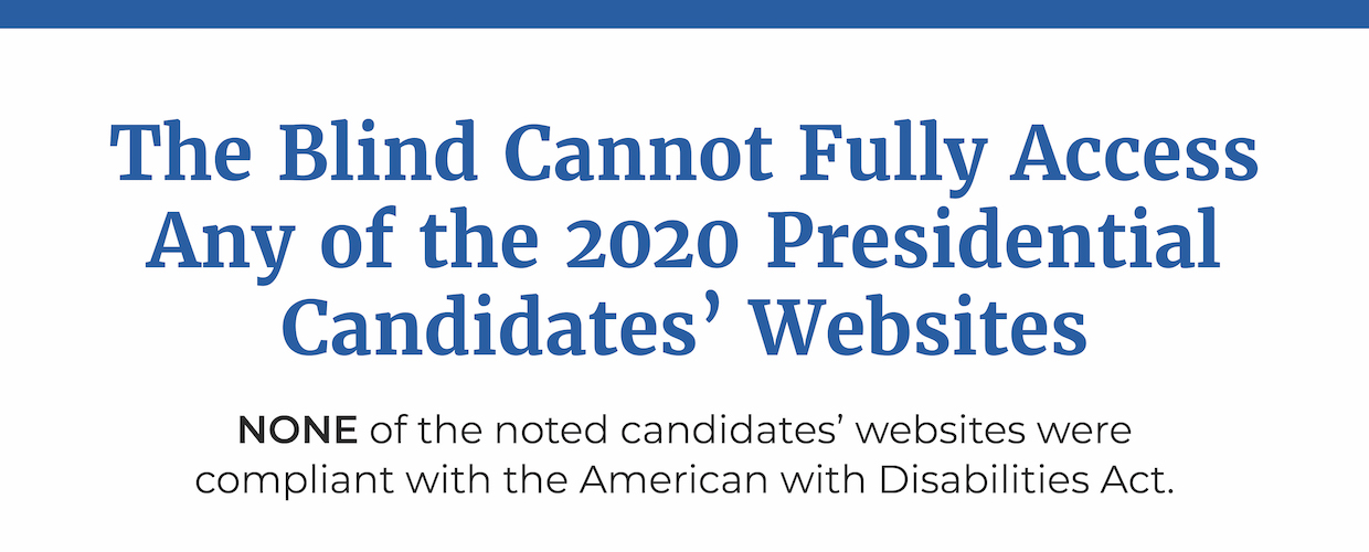 Seeing 2020 Clearly campaign