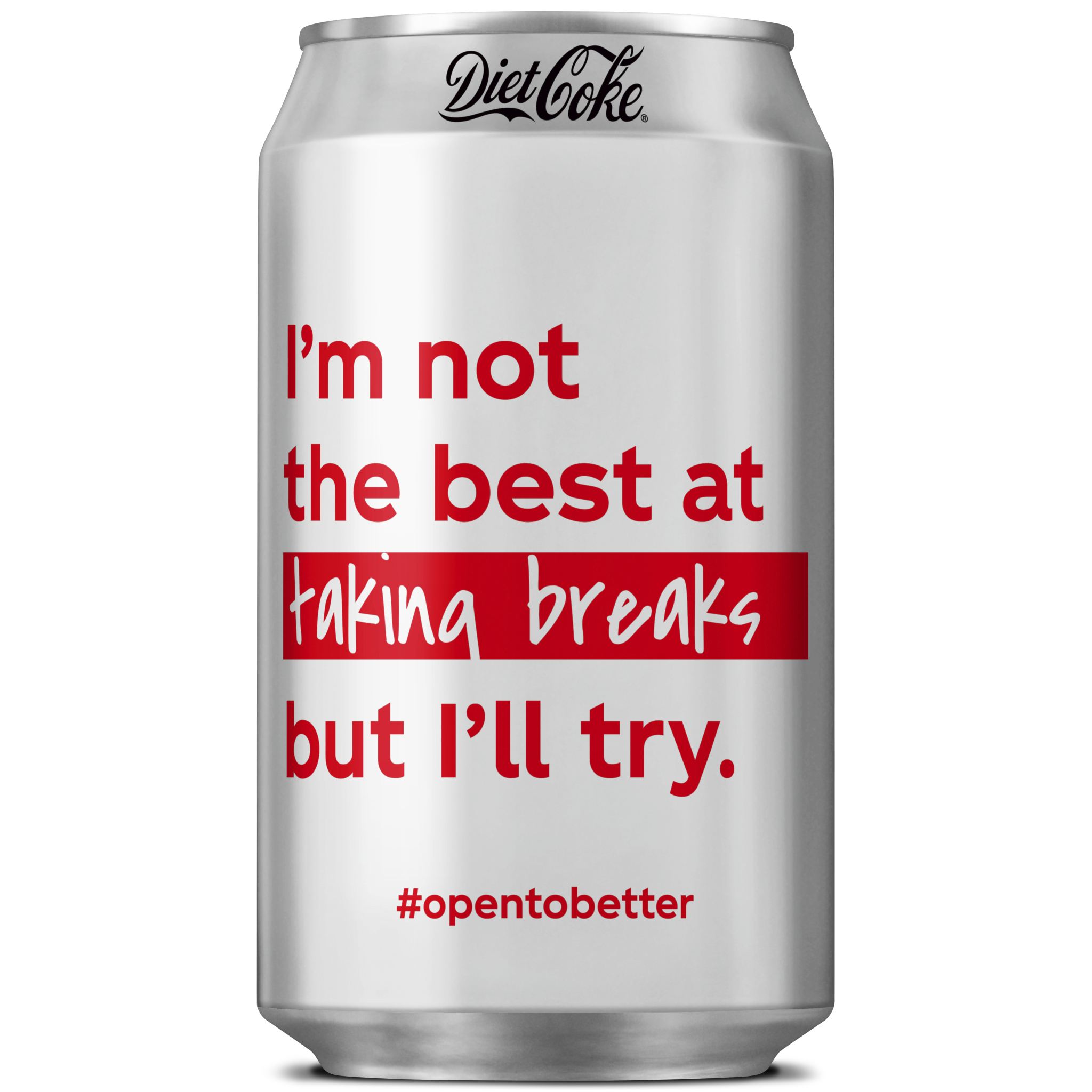 Coke: campaign encourages people to take breaks