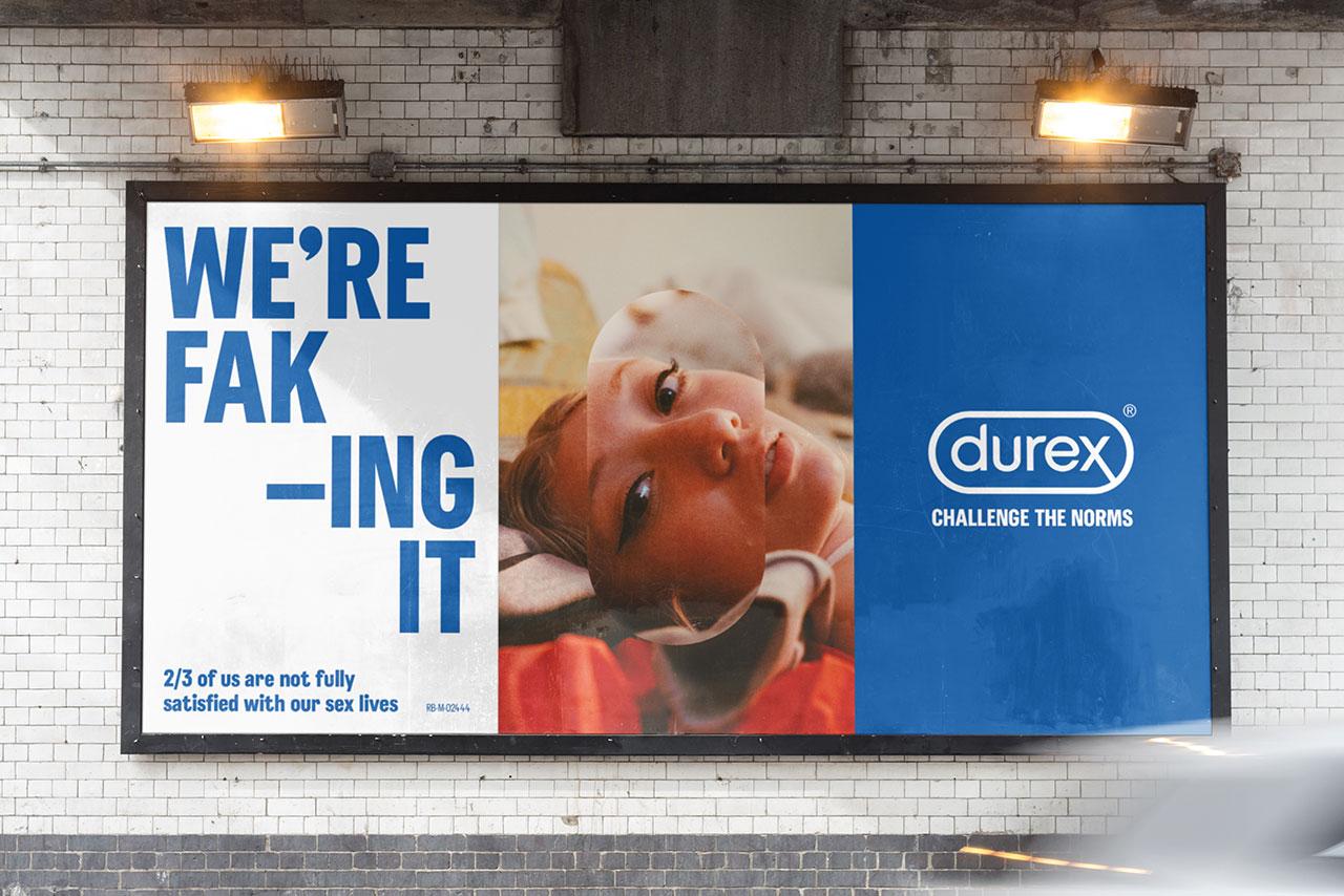Durex: campaign addresses sexual stigmas