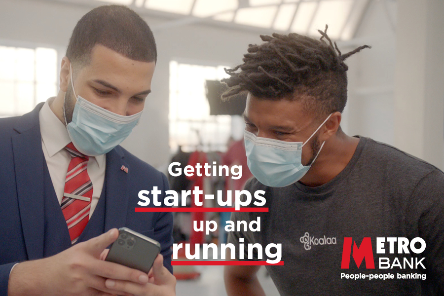 Metro Bank: campaign includes partnership with The Guardian
