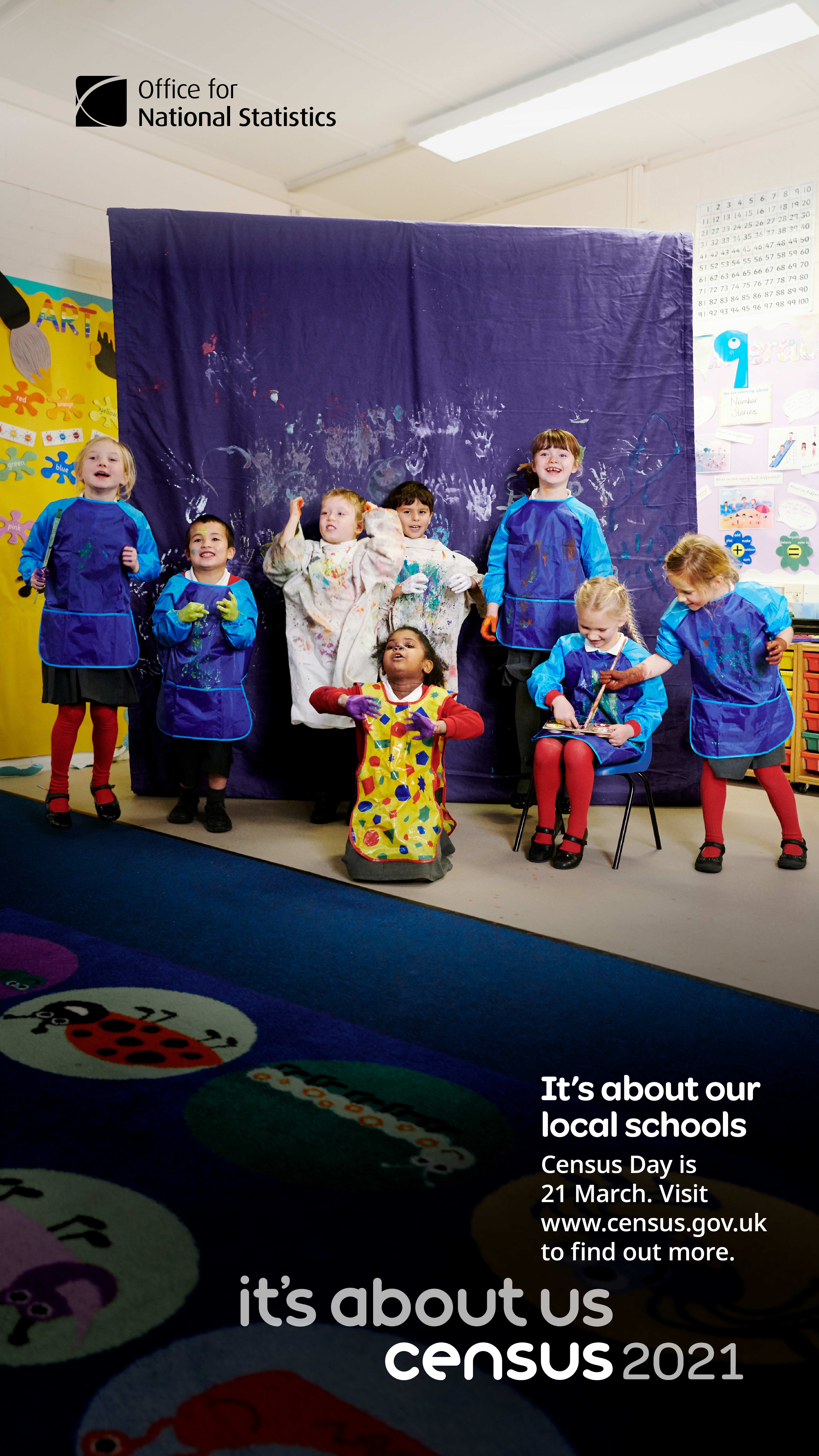It's about us: campaign supo primary and secondary school education programme