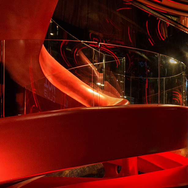 2019 WIN Awards:  Not Club - Republican Metropolis Architecture