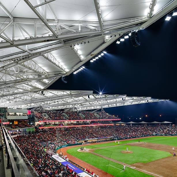 2019 WAN Awards: Diablos Rojos Baseball Stadium - FGP Atelier