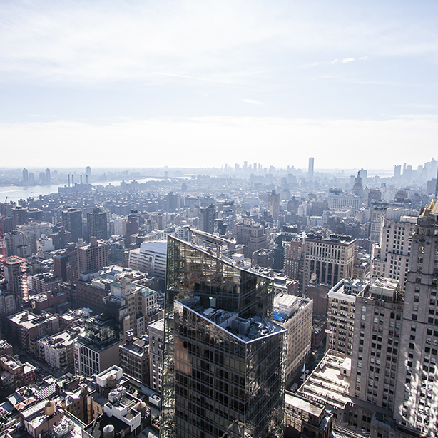 Rockefeller Group's Rose Hill the highest in the heart of NoMad Manhattan