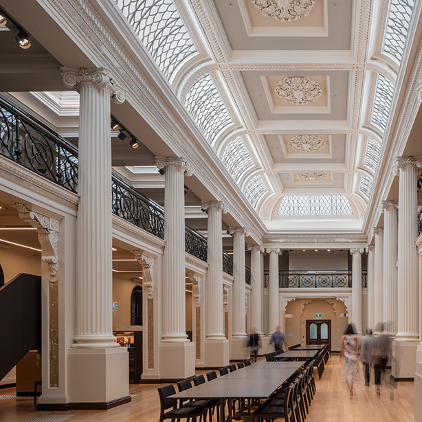 State Library Victoria: Australia's oldest and largest reopens after redevelopment