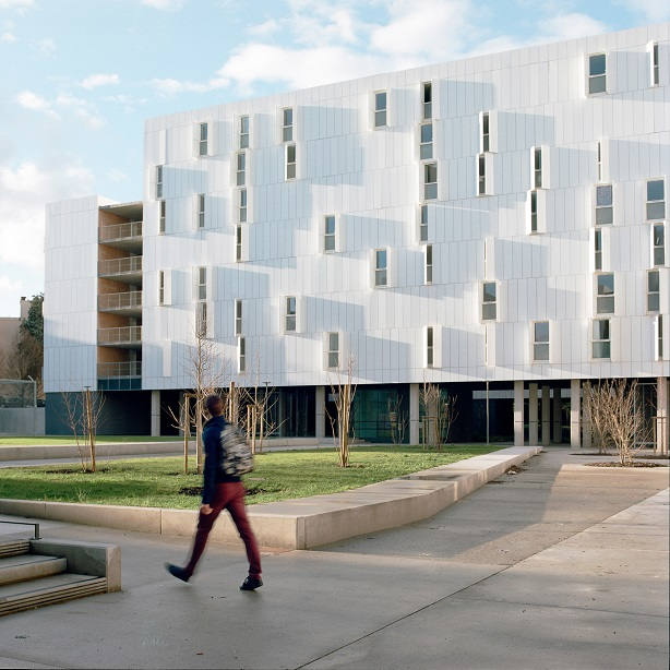 Student residences take shape in Toulouse