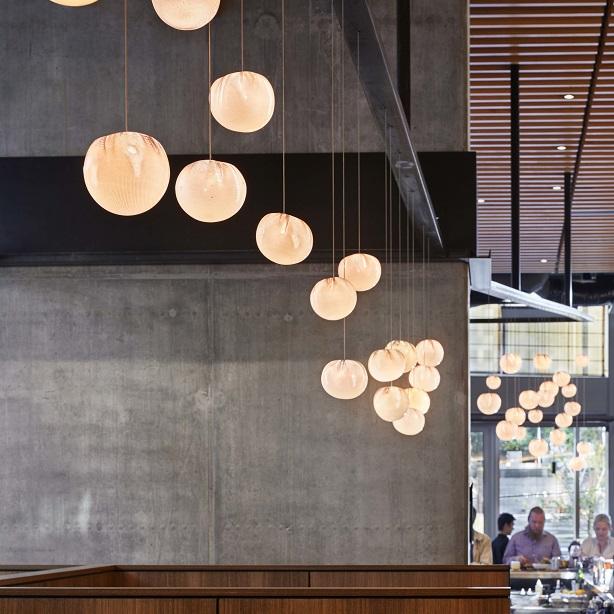 Energy permeates Seattle restaurant