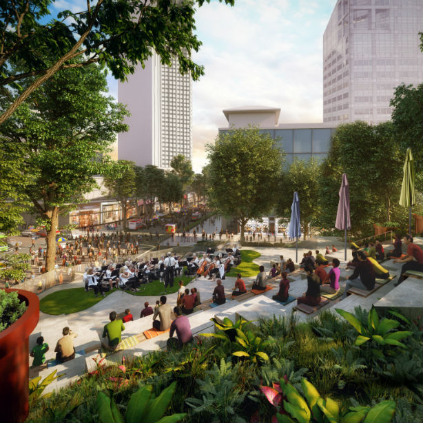 WOHA goes green in Singapore