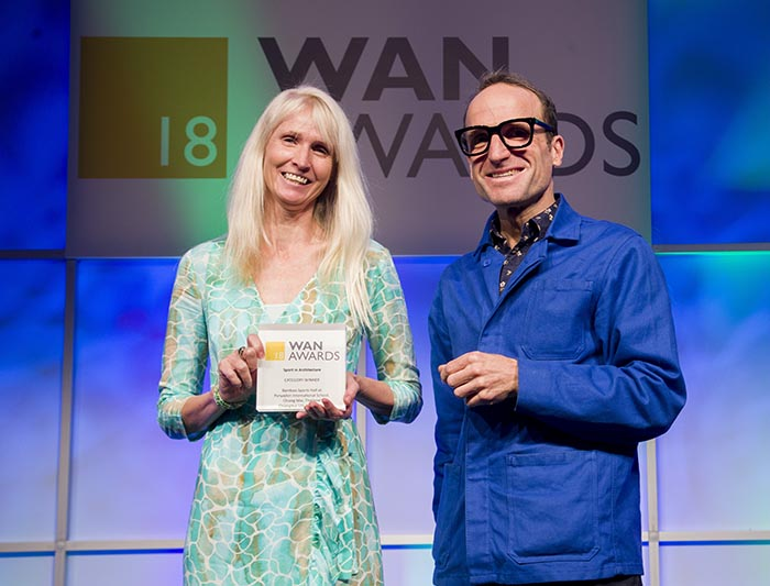 Top global projects triumph in WAN Awards
