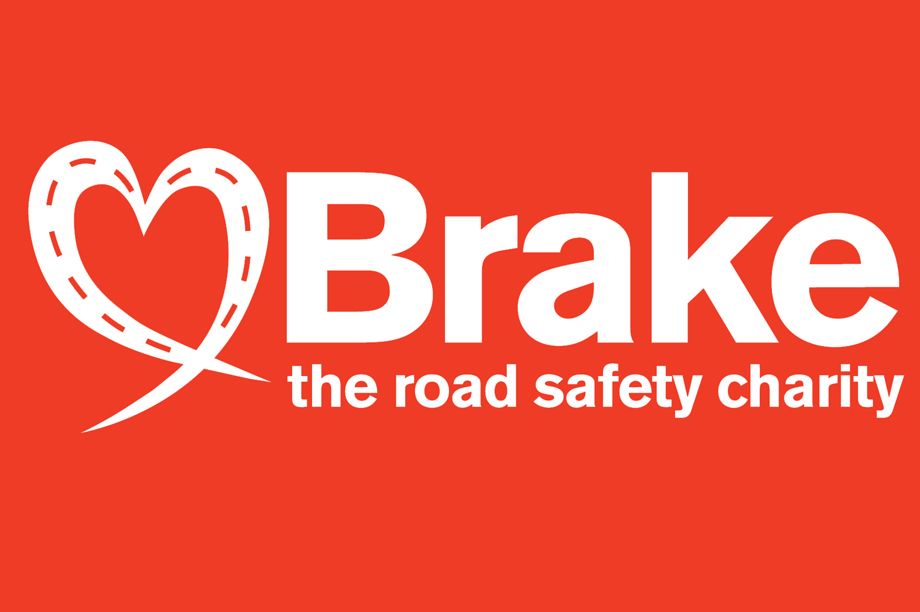 Brake charity logo
