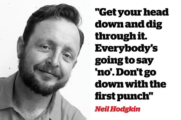 Neil Hodgkin