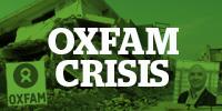 Oxfam crisis image
