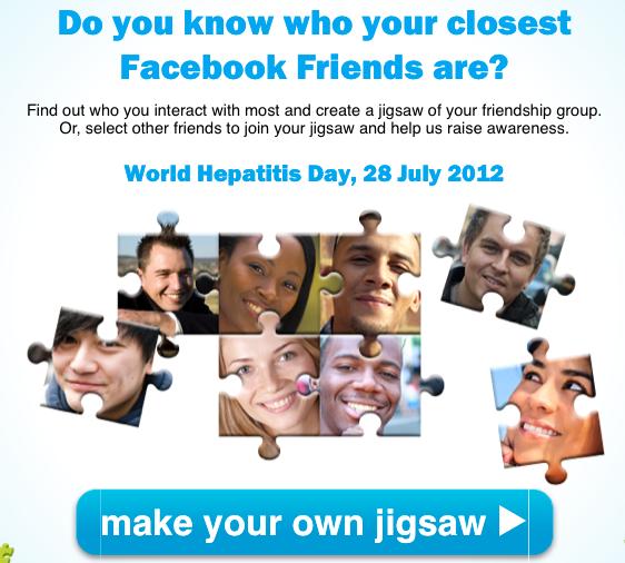 World Hepatitis Alliance Facebook app