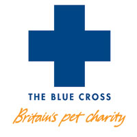 Old Blue Cross branding
