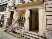 The name NT Advisors appeas on the contact address for the charity in Charles II Street, Mayfair