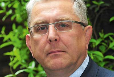 David Mobbs of Nuffield Health